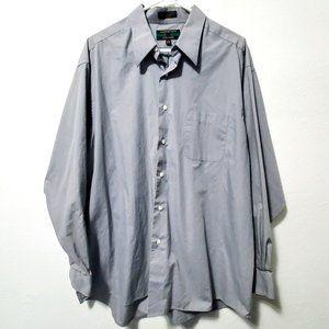 Alexander Julian Colors Gray Button Up